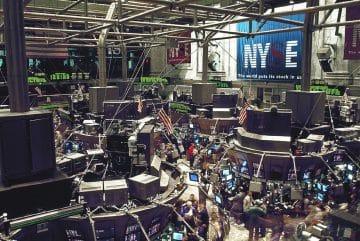 New York Börsen Aktieutdelning