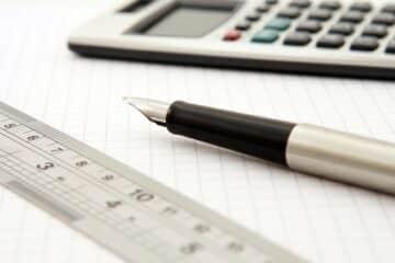 genomsyn, Skatteverket, penna, miniräknare