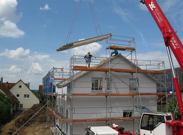 husbygge bygga hus