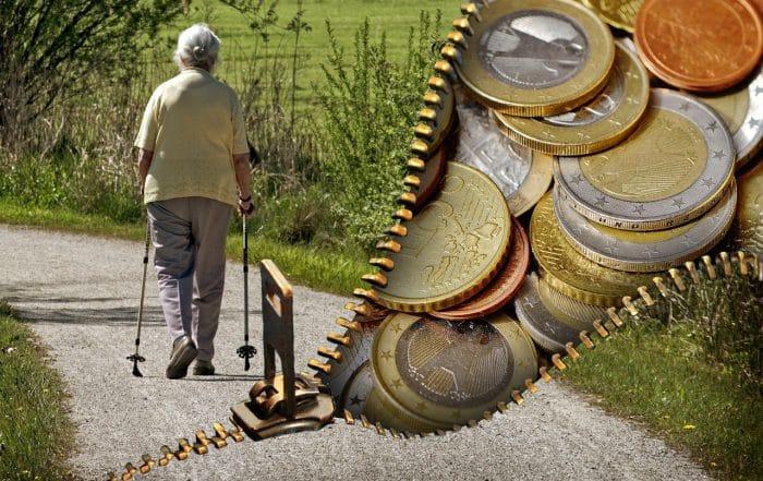 Direktpension pensionär pension