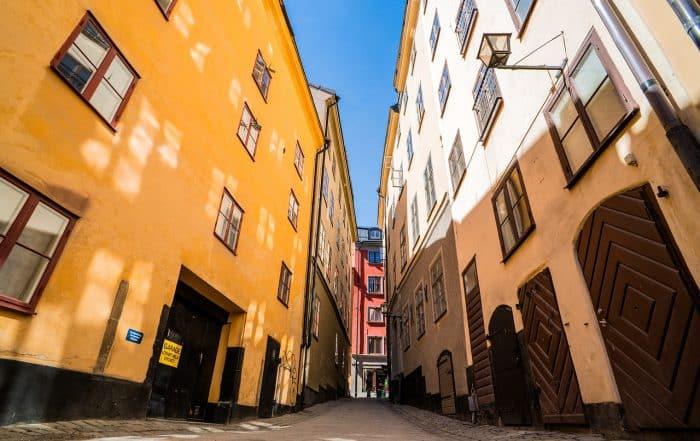 Stockholm bostadsrätt