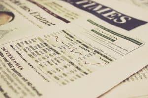 Financial Times Börsnedgång kapitalförlust