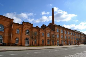 näringsfastighet fabrik