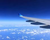 reseavdrag flygplan