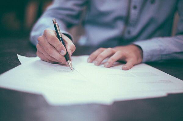 köpebrev och köpekontrakt