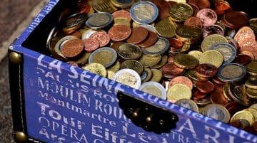 Pengar för riskspridning