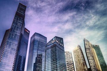 Utlandsplaceringar på bank i Singapore