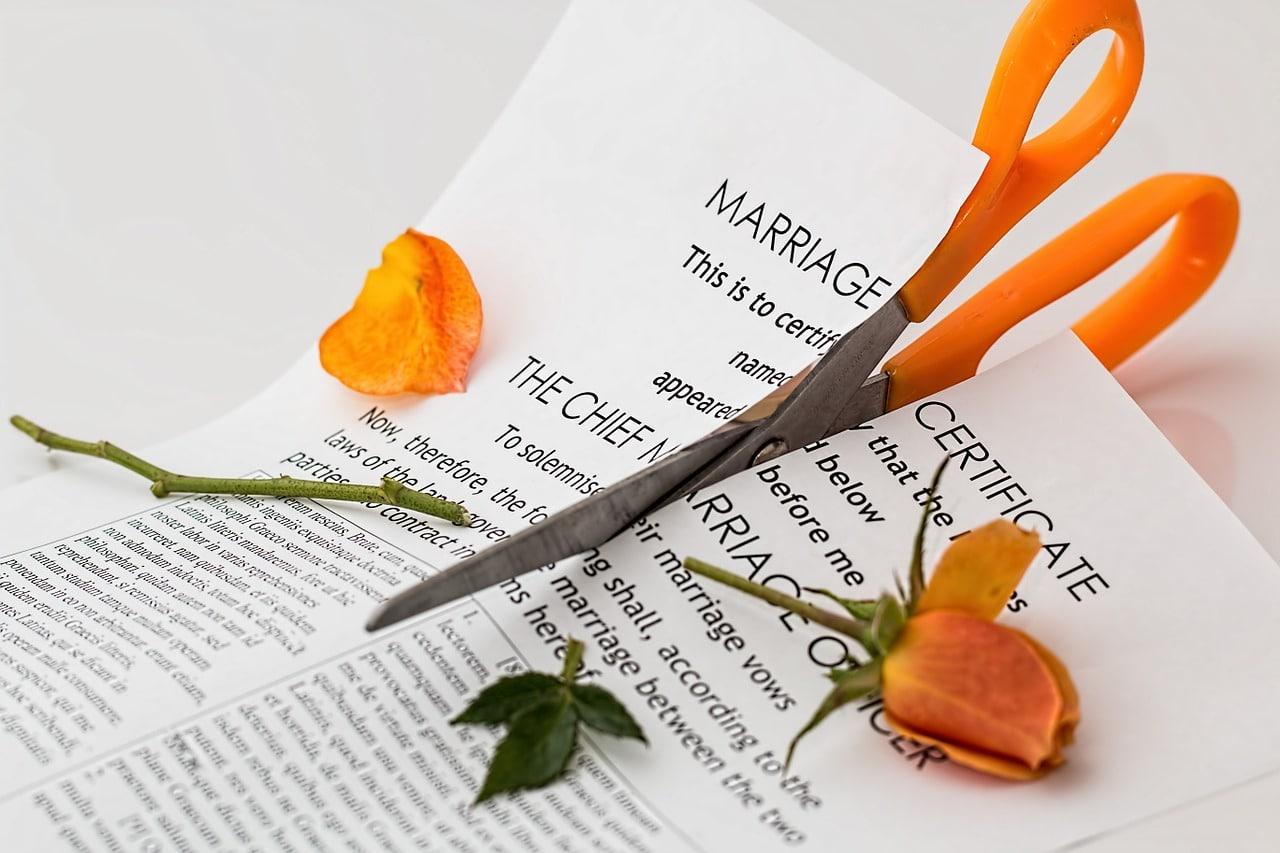 bodelningsavtal Skilsmässa Bodelning