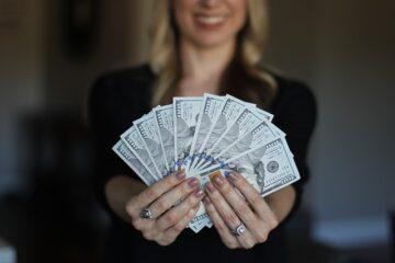 Lön i enskild firma pengar