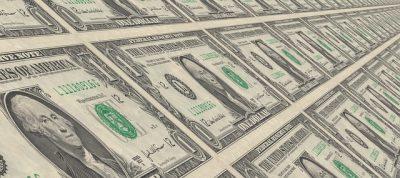 prisutveckling pengar dollar