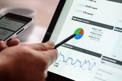 Sökmotoroptimering Google Analytics