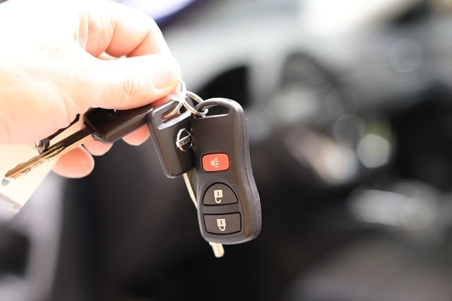 Köpekontrakt bil