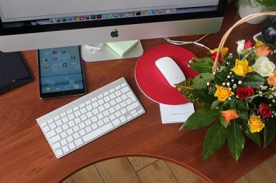 Checklista introduktion nyanställd blommor välkommen