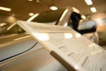 Köpa bil - checklista vid bilköp