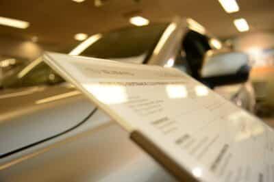checklista vid bilköp