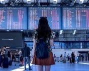flygplats checklista vid flygförsening