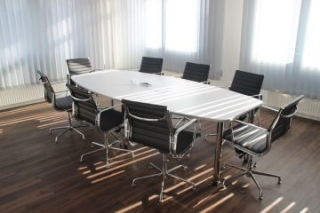 styrelsemöte mötesrum