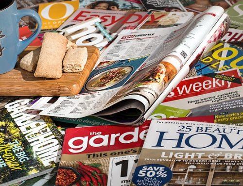 Avdrag för böcker & tidningar – Gör avdrag för  litteratur och tidskrifter