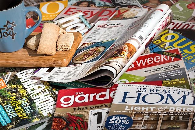 tidningar böcker avdrag