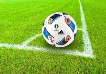 Fotboll i hörna