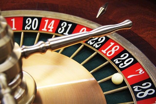 spel roulette
